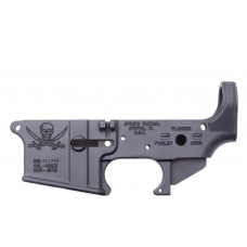 Spike's Tactical Stripped Lower (Multi) Forged - Pirate (Calico Jack)