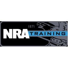 NRA Basic Pistol Shooting Course